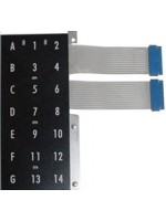 Automatic Products model 4000 replacement Keypad