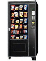 AMS 39-640 CHILLED (Trim Less - Early Style) snack machine Sensit 2 $2,095.00