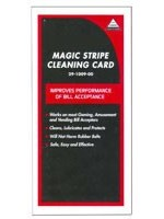 Magic Stripe Cleaning Card