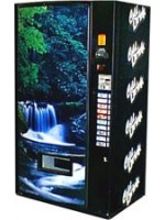 Vendo Model 511 12oz Can Machine - Waterfall