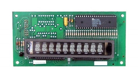 Automatic Products 113/112 Display